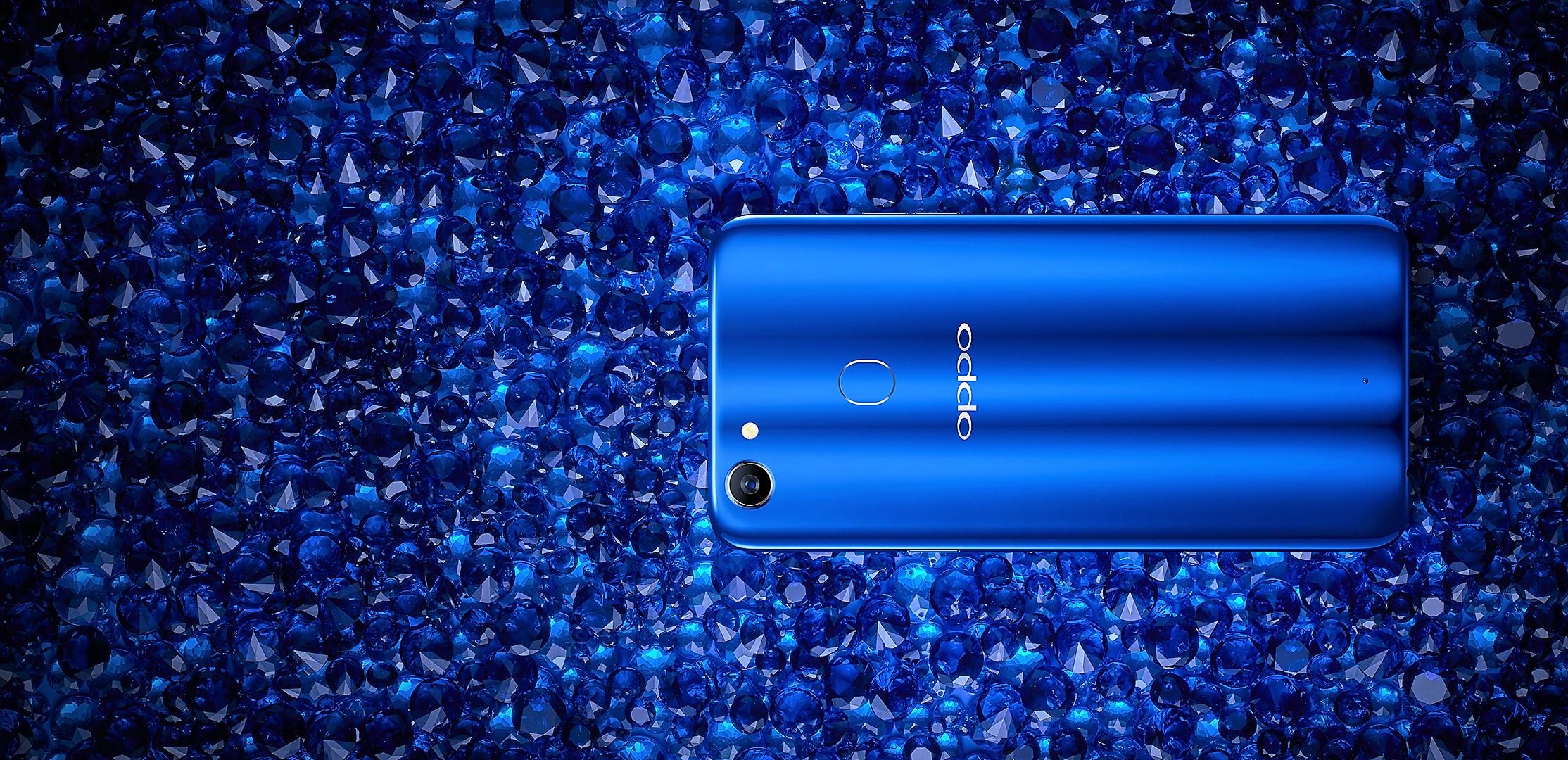Oppo F5 Biru Limited Edition Habis Terjual Dalam 2 Menit