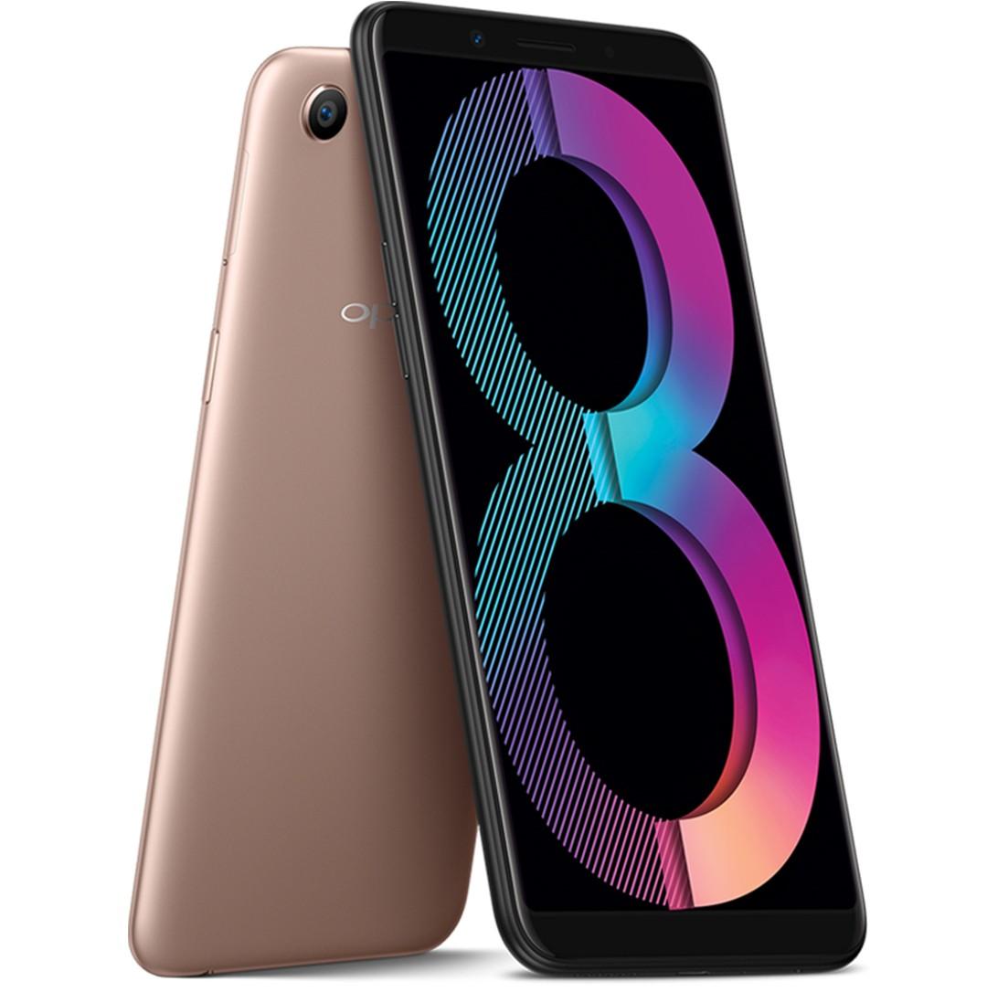 OPPO A83 Smartphone 'rasa' OPPO F5 Dengan Harga Lebih Terjangkau