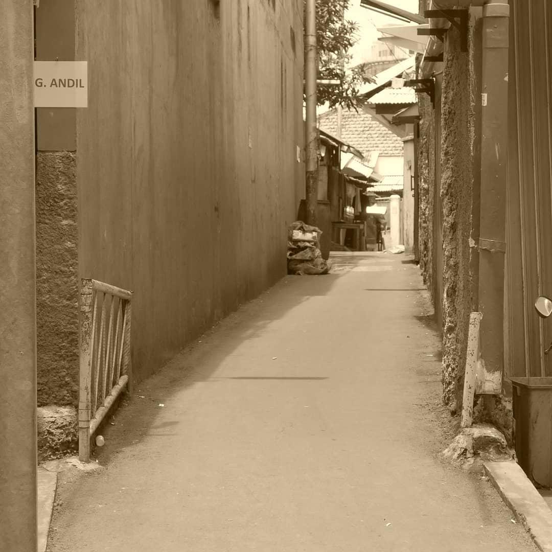 Hasil Street Photography Saya