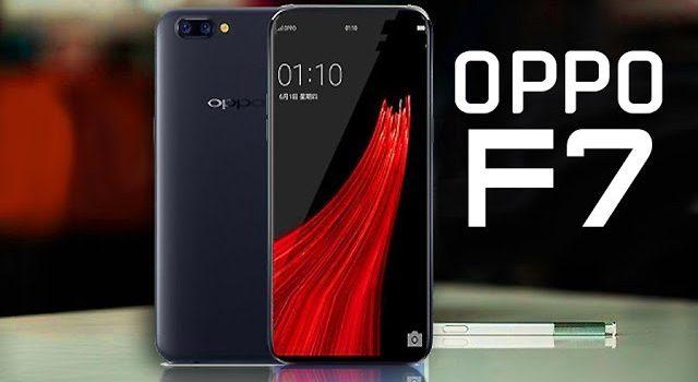 OPPO F7 Launch