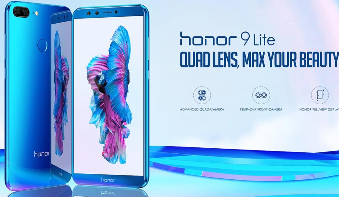 Ini Dia 3 Kelebihan Smartphone Honor 9 Lite