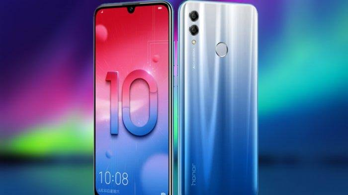 Honor 10 Lite Indonesia New Launch Product From Honor