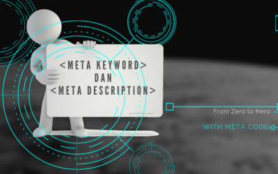 Tutorial – Cara Mudah Mengatur Meta Description dan Meta Keyword Pada Blog