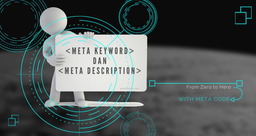 Cara Mudah Mengatur Meta Description dan Meta Keyword