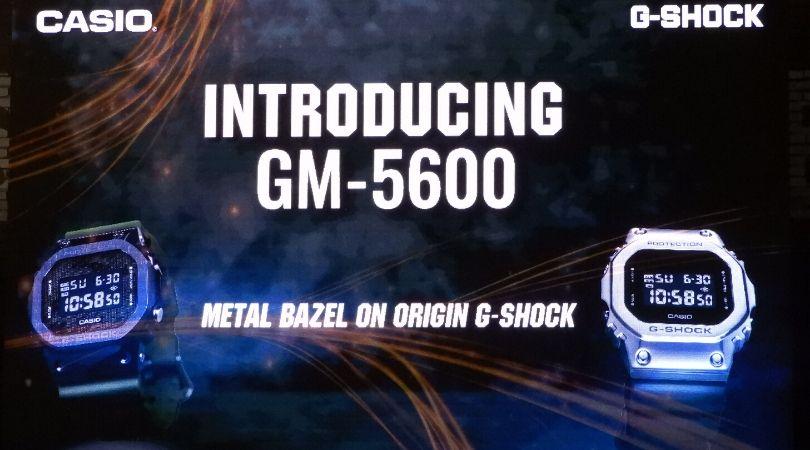 G-Shock Seri G-5600 Hadir di Indonesia