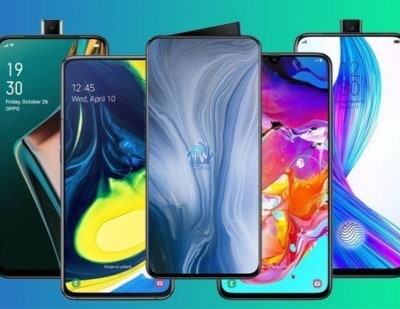HP Oppo dengan fitur Quick Charge