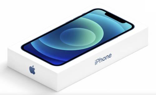 iphone 12 pro box