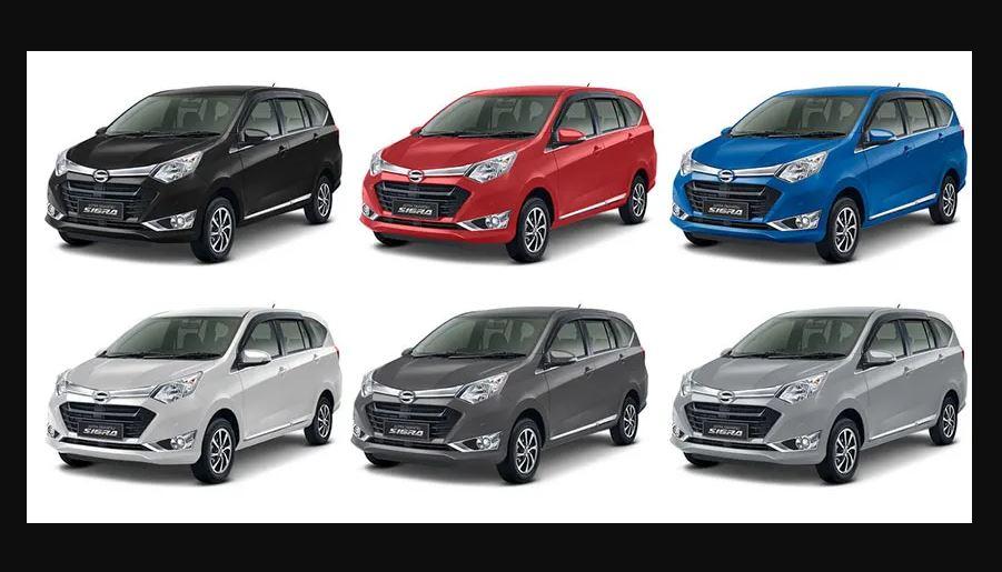Spesifikasi Daihatsu Sigra, Mobil Kembaran Toyota Calya