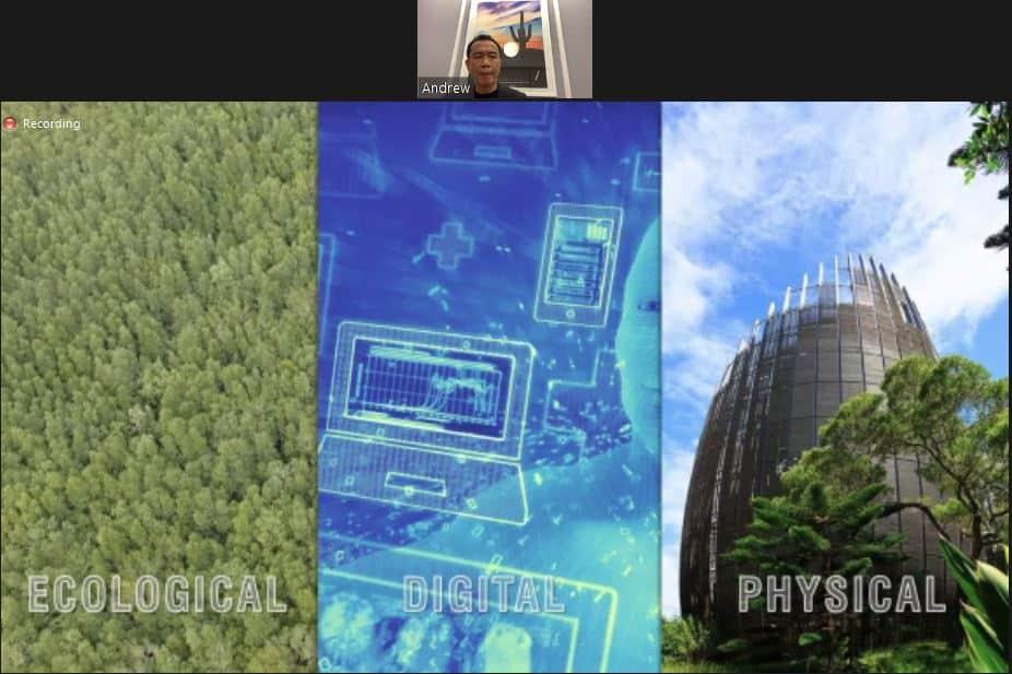 teknologi digital Nongsa D-Town