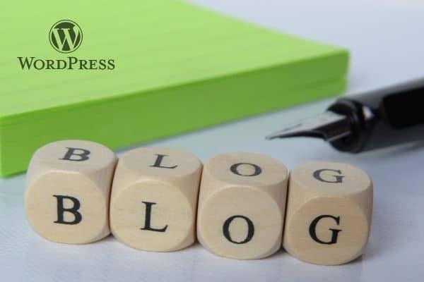 blog menggunakan wordpress untuk belajar SEO